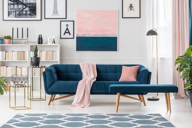 I colori per la casa di cui tutti parleranno nel 2019