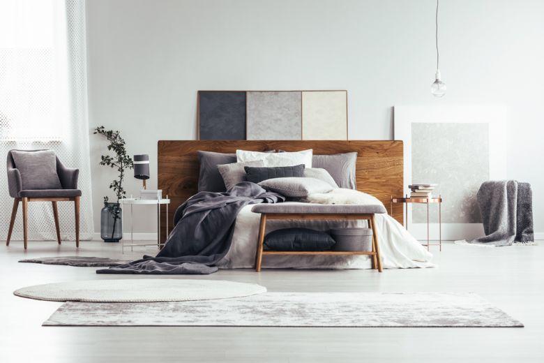 7 idee originali (e facili) per decorare le pareti della camera da letto