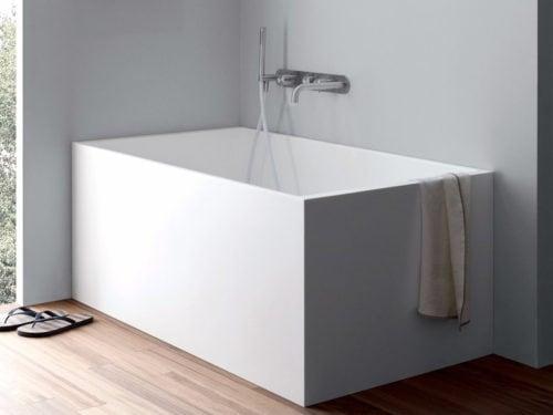 Vasca Da Bagno Piccole Dimensioni 120 : Vasche da bagno piccole: 7 soluzioni adatte a ogni spazio