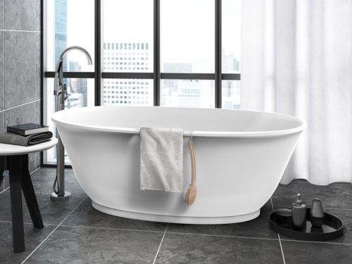 Vasca Da Bagno Freestanding Piccola : Vasche da bagno piccole soluzioni adatte a ogni spazio