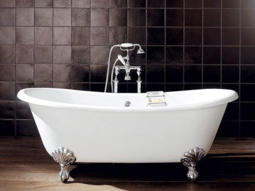 Vasca Da Bagno Non Incassata : Vasche da bagno piccole soluzioni adatte a ogni spazio