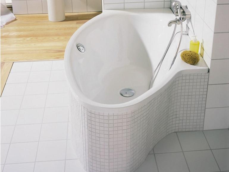 Vasca Da Bagno Quadrata Piccola : Vasche da bagno piccole soluzioni adatte a ogni spazio