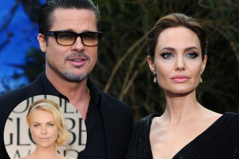 Ecco perché Angelina Jolie è infastidita dalla coppia Brad Pitt Charlize Theron