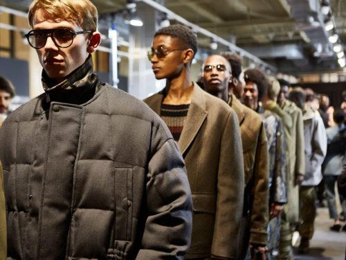 fc81ad9054 Le tendenze moda uomo dalle sfilate di Milano per l'autunno inverno 2019