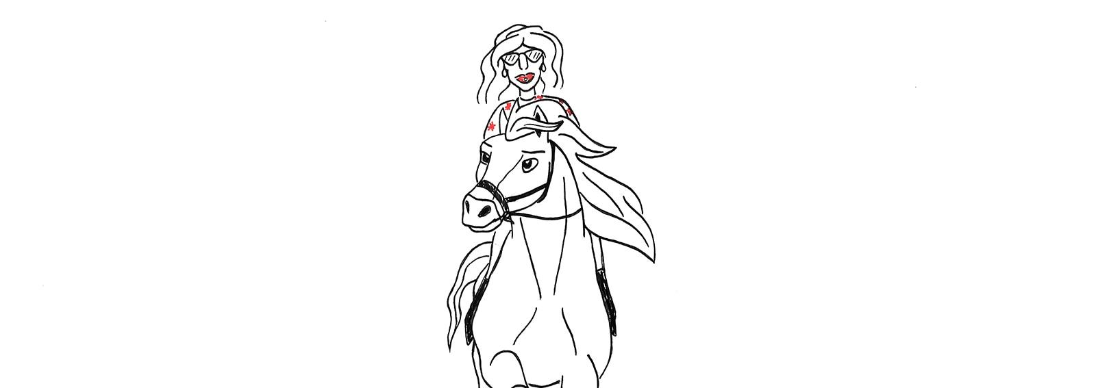 Spirit, cavallo selvaggio...e non è il cartone animato della Dreamworks