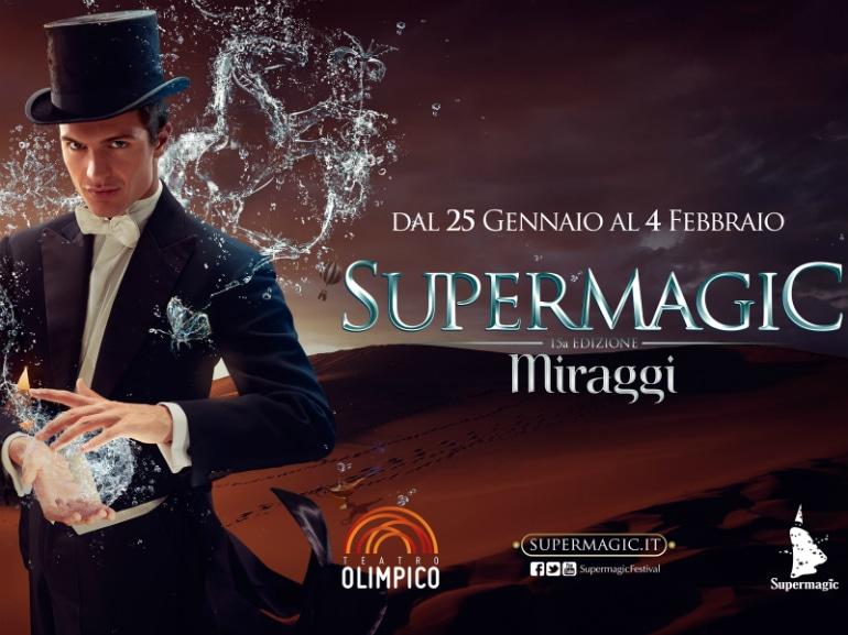 supermagic teatro olimpico