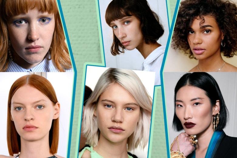 Tagli capelli medi 2019: le tendenze più hot viste in passerella per la Primavera Estate