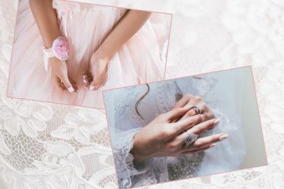 Le unghie effetto pizzo sono la nail art più romantica da provare ora