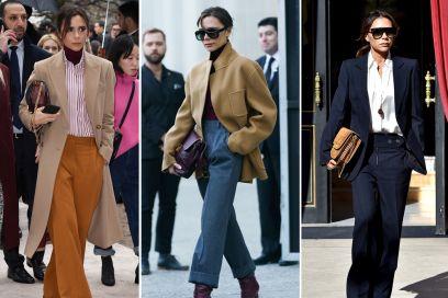 9 volte in cui Victoria Beckham ci ha suggerito il perfetto look da ufficio