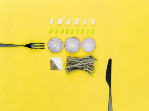 lista dell alimento di dieta del giappone