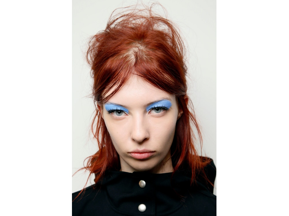 ombretto azzurro