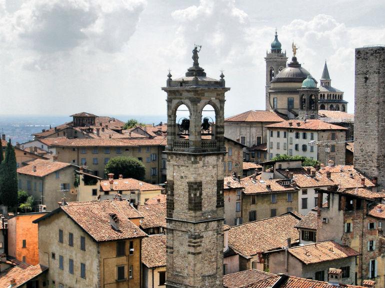 Bergamo Alta (da Flickr)