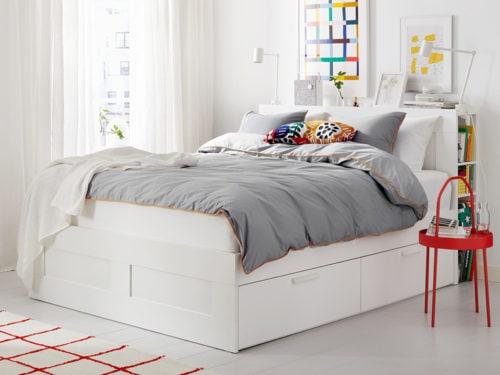 Rete Per Letto Matrimoniale Ikea.Letti Ikea I Modelli A Una Piazza E Mezza Piu Belli Grazia It