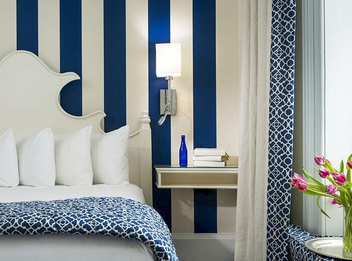 Carta da parati: 8 idee irresistibili per rinnovare la camera da letto