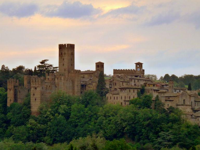 Castell'Arquato Flickr 1