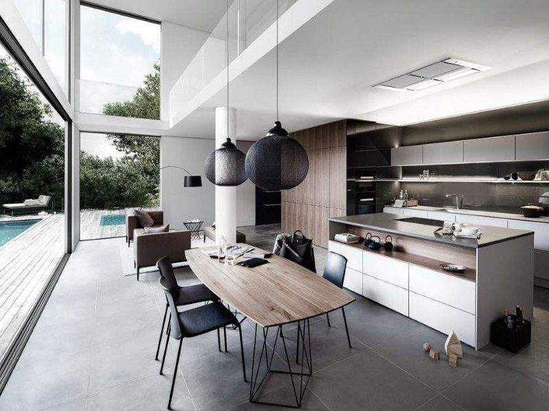 Cucina isola Siematic