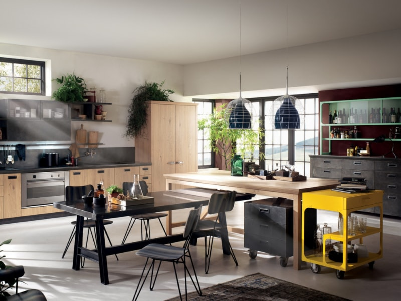 Cucine isola_Mobile
