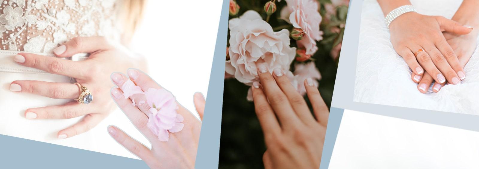 Unghie per matrimonio: le manicure sposa più belle ed eleganti per il giorno più bello