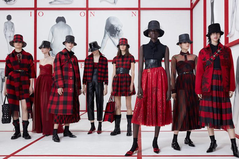 Dior AI 2019-20: le Teddy Girl rivoluzionarie di Maria Grazia Chiuri