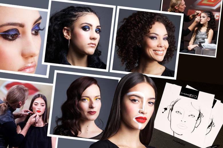 MAC Cosmetics per X Factor: quando il make-up è ad alta definizione