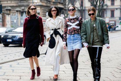 I capi e gli accessori perfetti per la Milano Fashion Week