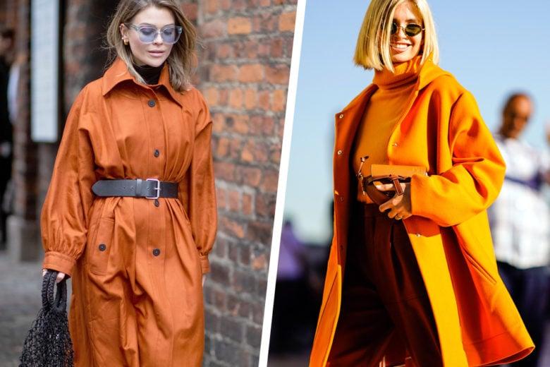 Trend Alert: la riscossa dell'arancione