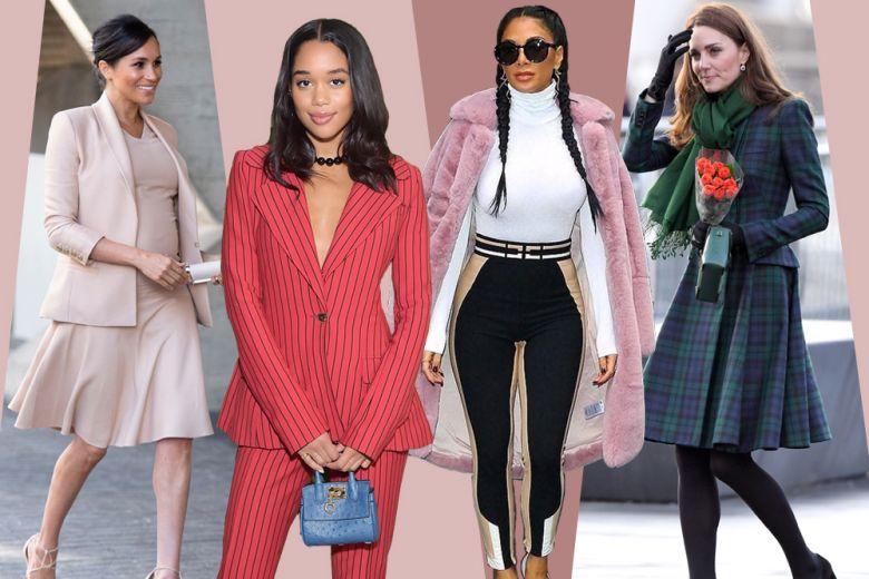 Meghan, Kate e le altre star meglio vestite della settimana