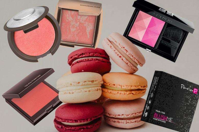 10 blush rosati per un look romantico e bonne mine