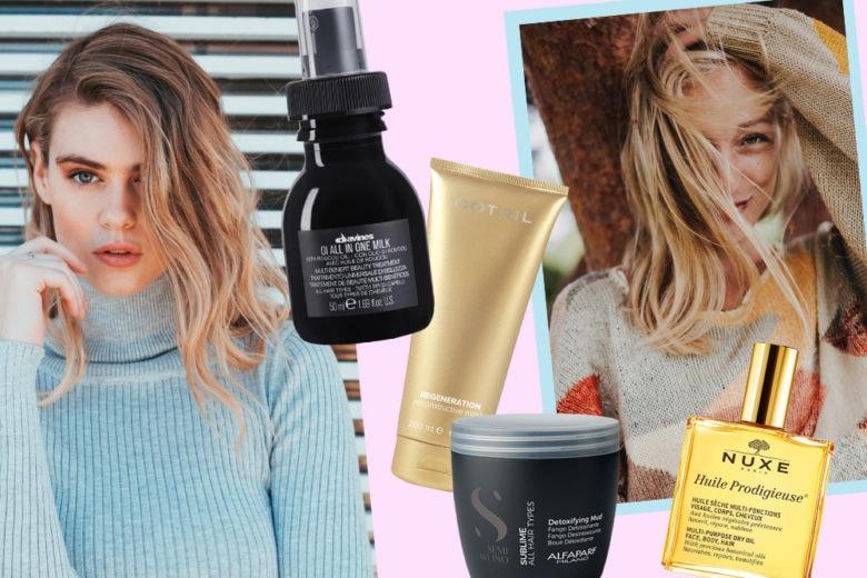 Come rinforzare i capelli: tutti i consigli utili e i prodotti adatti