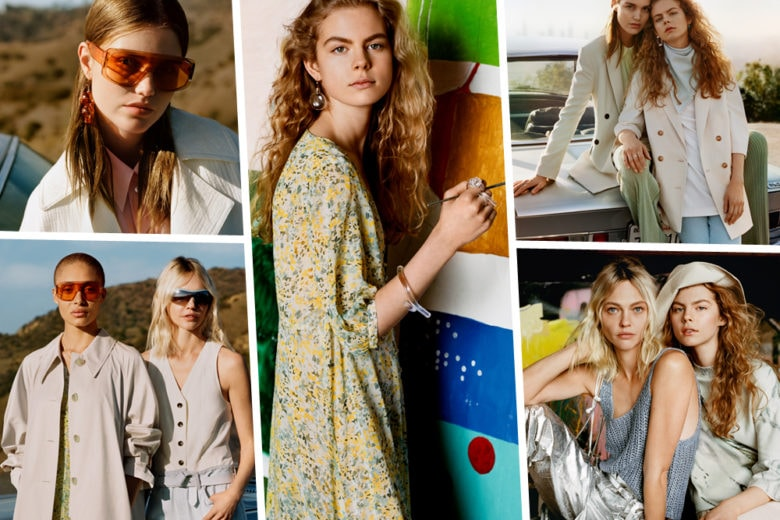 MANGO presenta New Voices, la campagna primavera estate 2019