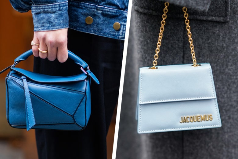 "Borse ""extra small"": mini bag, maxi stile!"