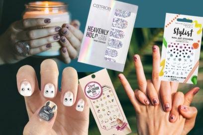 Nail sticker: tutto quello che dovete sapere sugli adesivi per unghie