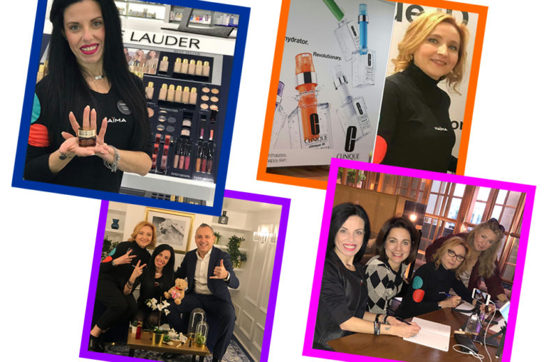 """Naïma Skincare Master: la """"beauty experience"""" delle vincitrici"""