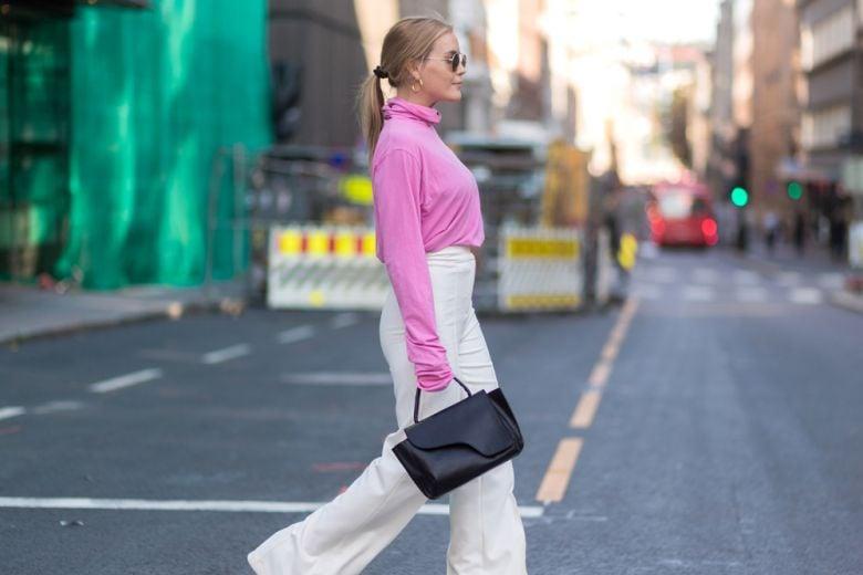 Pantaloni bianchi: 5 modi top per indossarli in Primavera