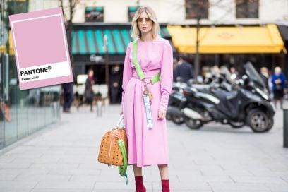Sweet Lilac, il nuovo rosa Pantone per la primavera 2019