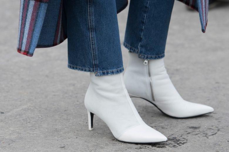 Stivaletti bianchi, il feticcio di ogni fashion victim (e presto anche il vostro!)