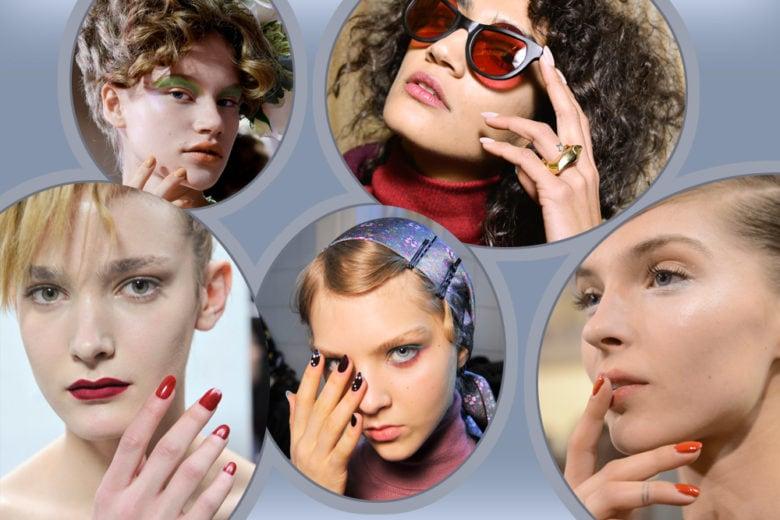 Unghie ovali: le manicure più belle con la forma di unghie più chic