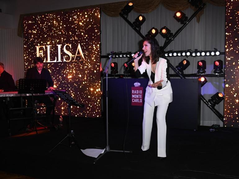 Evviva sanremo party esclusivo Sanremo 2019 Grazia Tv Sorrisi e Canzoni kermesse musicale (1)