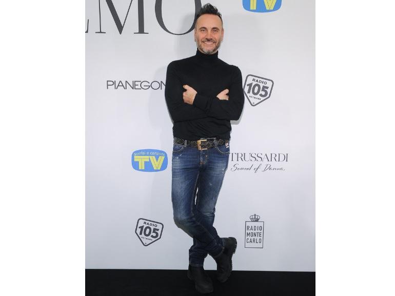 Evviva sanremo party esclusivo Sanremo 2019 Grazia Tv Sorrisi e Canzoni kermesse musicale (13)