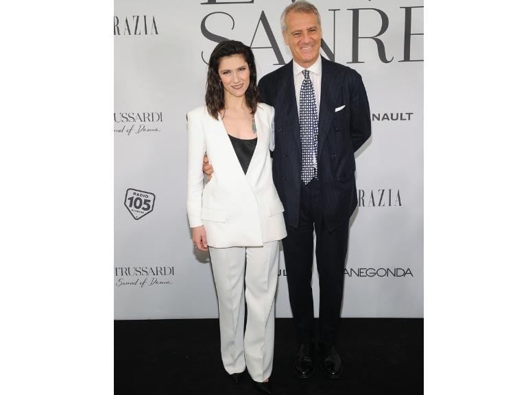 Evviva sanremo party esclusivo Sanremo 2019 Grazia Tv Sorrisi e Canzoni kermesse musicale (15)