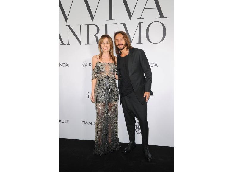 Evviva sanremo party esclusivo Sanremo 2019 Grazia Tv Sorrisi e Canzoni kermesse musicale (2)