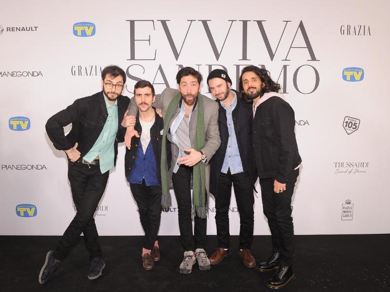 Evviva sanremo party esclusivo Sanremo 2019 Grazia Tv Sorrisi e Canzoni kermesse musicale (24)