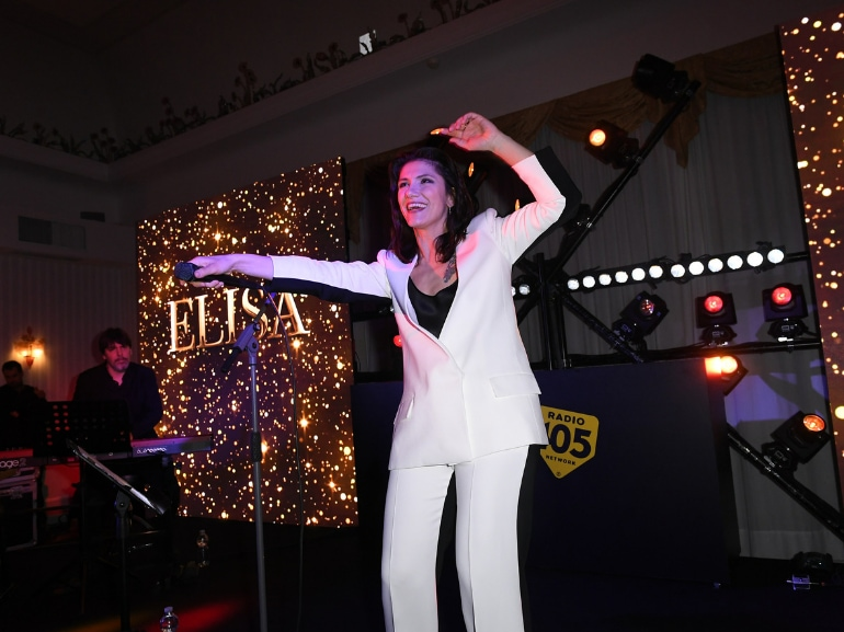 Evviva sanremo party esclusivo Sanremo 2019 Grazia Tv Sorrisi e Canzoni kermesse musicale (25)
