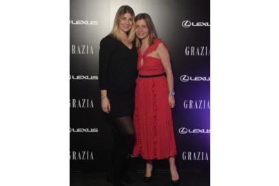 Festa Grazia e Lexus Milano presentazione della nuova AUTOMOBILE LEXUS UX HYBRID 26