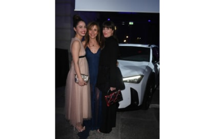 Festa Grazia e Lexus Milano presentazione della nuova AUTOMOBILE LEXUS UX HYBRID 8