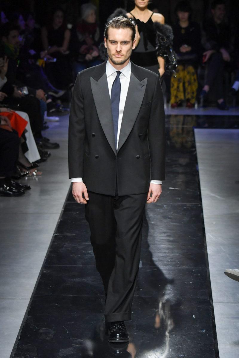 Giorgio Armani – Runway: Milan Fashion Week Autumn/Winter 2019/20