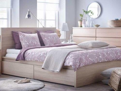 Ikea Idee Per La Camera Da Letto : Ikea malm: 7 idee perfette per arredare la camera da letto