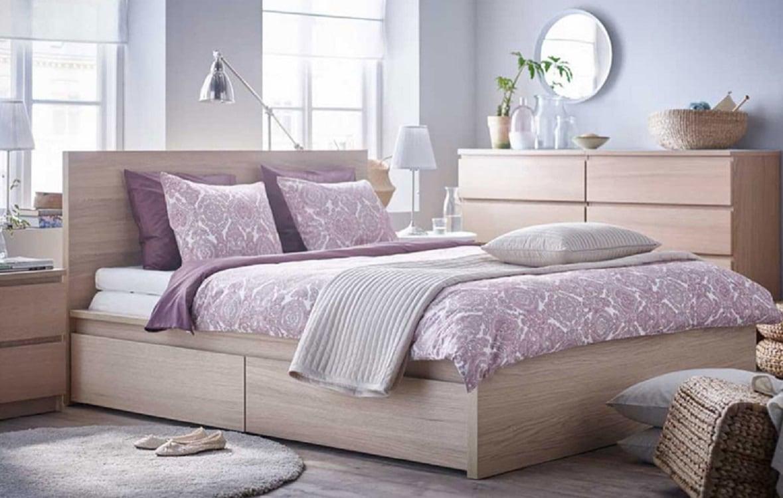 Idee Testiera Letto Matrimoniale ikea malm: 7 idee perfette per arredare la camera da letto