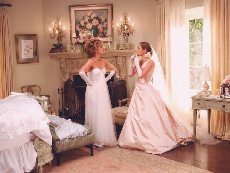 Jennifer Lopez abito bianco