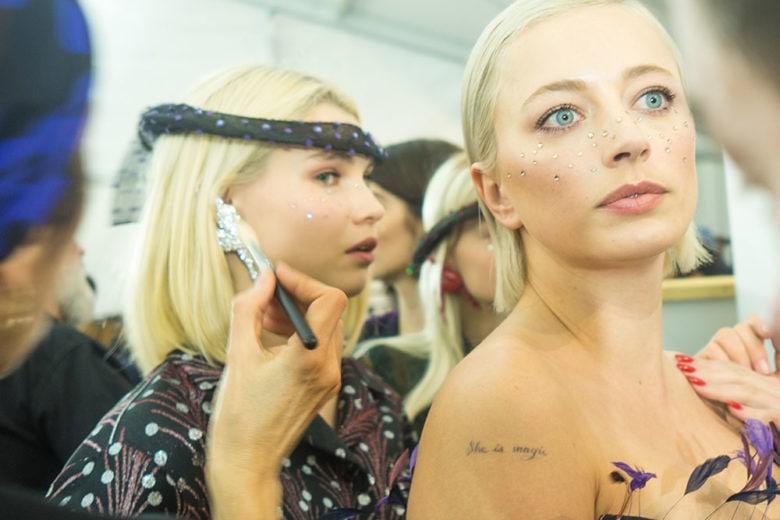 Tendenze beauty Autunno Inverno 2019-20: i trend trucco, capelli e unghie dalla Milano Fashion Week